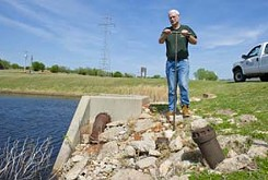 Oklahoma City maintains the state's only municipal-run fish hatchery, which enriches lakes, ponds and lives. The hatchery restocks lakes around OKC and encourages a new generation to take up fishing.