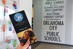 Oklahoma educators create hashtag to raise funds