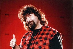 Mick Foley is more than just a wrestler