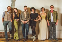 After enduring some early turbulence, baroque folk band Paper Bird finds itself soaring