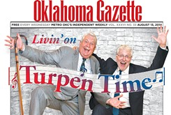OCU and Oklahoma Historical Society hosting an evening showcasing Turpen's new book, while raising scholarship funds.