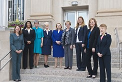 OKC's City Hall hires more females for leadership positions than comparative cities, including Tulsa, Dallas and Kansas City.