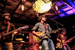 Cody Bryan is the frontman for the eponymously named Cody Bryan Band, but he hasn't always played country music.