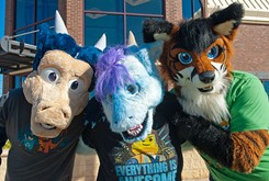 Oklahoma is host to the world's largest outdoor Furry convention, Oklacon, this weekend.