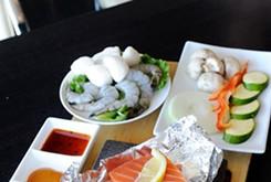 OKG Eat: Fishy food