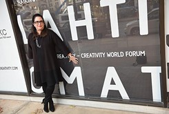 World Creativity Forum attracts artists from around the globe