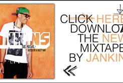 Check out the new rap video and mixtape from Jankins, aka PDA