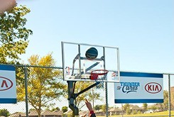 Thunder helps bring new sports facilities to local parks