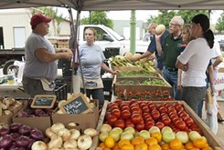 Dustin Green from 10 Acre Woods in Norman fills us in on what's new at farmers markets in June.