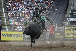 Bull riders buck their way into OKC for elite series