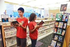 Kids can Read it Forward this summer at the library