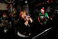 A live band backs this city's latest trend: Punk Rock Karaoke.