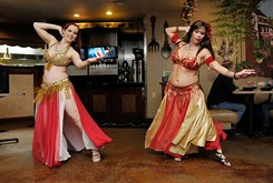 Belly dancing is flirtatiously fun exercise at its core