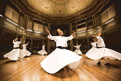Whirling Dervishes of Rumi bring cultural traditions to life