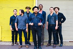 Nathaniel Rateliff & The Night Sweats play ACM@UCO Performance Lab