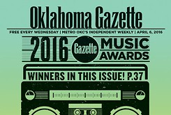 Cover Teaser: Gazette Music Awards and our annual music issue!