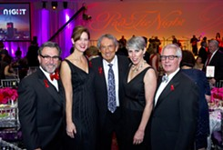 Oklahoma AIDS Care Fund's annual fundraising gala is set for Saturday.