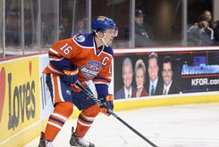 OKC Barons ranked second in division