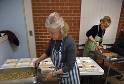 Mobile meal programs provide nourishment