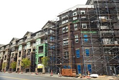 Downtown residential development booms