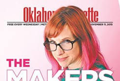 Cover Story Teaser: OKC's creative talent makes our city bright