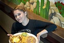 Alfredo's dishes dynamic taste for standard fare