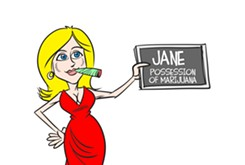 Chicken-Fried News: Mobile Jane