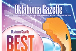 Cover Story Teaser: Best of OKC 2015
