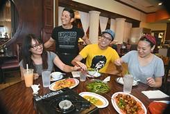 First-generation Asian Americans decode Asian menus