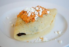 This crêperie's selections will have you coming back for more, more