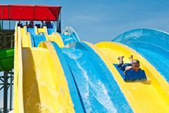 Andy Alligator's recently announced a $1.3 million expansion to its Fun Park.