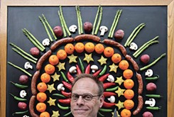 Alton Brown to perform at Civic Center