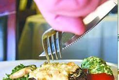 OKG eat: Highfalutin' dining