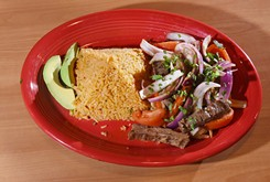 Hidalgo's Cocina & Cantina serves up large, delicious portions