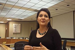 Torres is district's first Latina board member