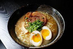 Tamashii Ramen's noodle bowl overflows with delicious recipes