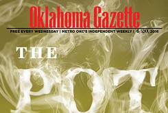 Cover Teaser: The pot issue