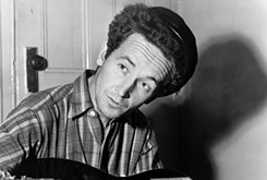 Unheard Woody Guthrie tunes, audio history tour set for release