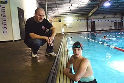 Swimmers to meet this weekend