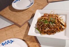 Get hot and slurpy with Asian noodles