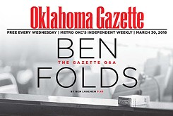Cover Teaser: The Ben Folds Q&A