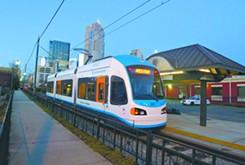 Streetcar still on track