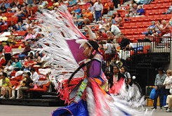 Attendees age 18 and younger get free entrance to this year's Red Earth Native American Cultural Festival.