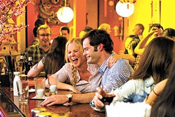 Amy Schumer plays Amy Schumer in a movie about how difficult it would probably be to date Amy Schumer. And it's great.