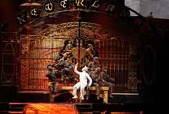 Michael Jackson's career gets royal <i>Cirque de Soleil</i> treatment