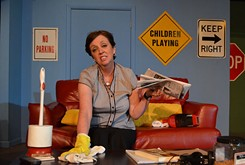 Carpenter Square Theatre's <em>Becky's New Car</em> takes on midlife crises from a female perspective