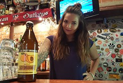 Longtime bartender Haley Dennis merges her passions with beer label designs