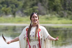 A Chickasaw Nation-produced film about Oklahoma storyteller Te Ata gets a national release