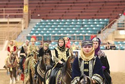 Youth National Arabian & Half-Arabian Championship Horse Show returns to Oklahoma City after 15 years