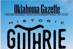 Cover Teaser: Historic Guthrie's offbeat art and architecture renaissance